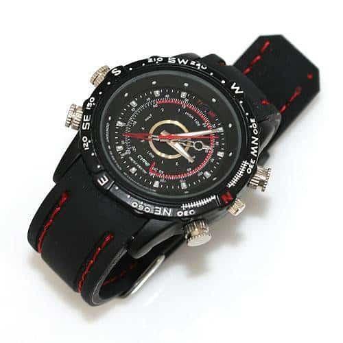 Мужские водонепроницаемые часы с