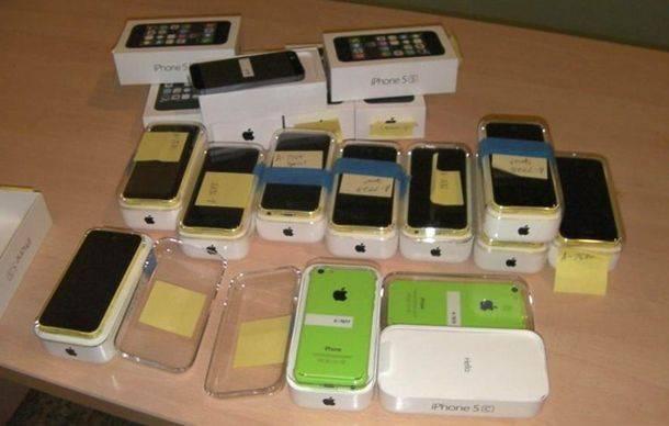 Коммерческая партия iPhone