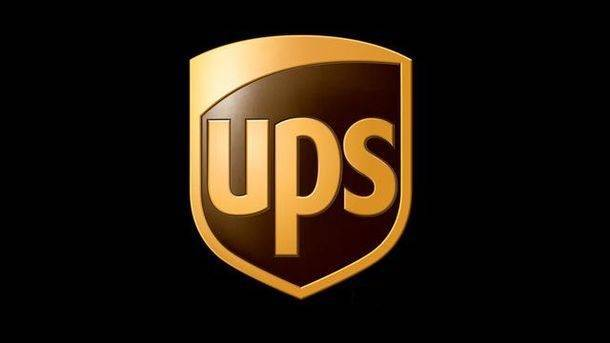 Курьерская доставка из США - UPS