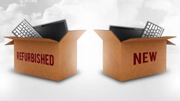 Refurbished-товары: покупать или нет?