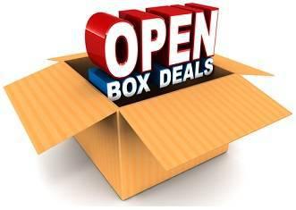 Товары Open Box