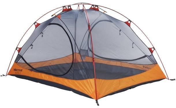 Надёжная палатка Marmont для 3-х сезонов