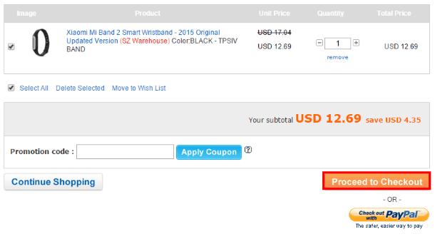 Как покупать на EverBuying.net - проверка состава заказа