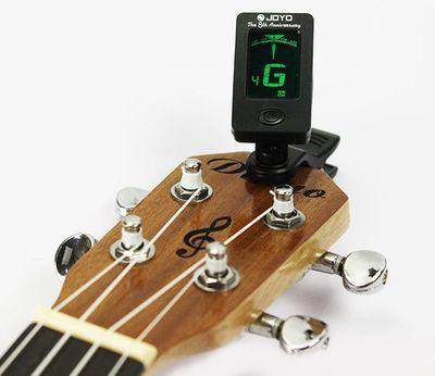 Электронный прибор для настройки гитары