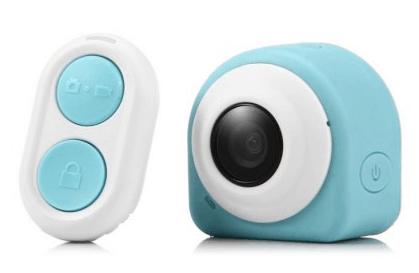Минималистичная экшн-камера SooCoo, купленная на GearBest