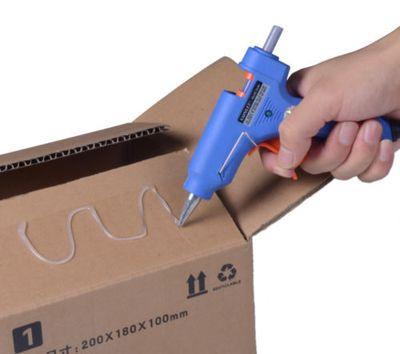 Бюджетный клеящий термопистолет, приобретённый на eBay