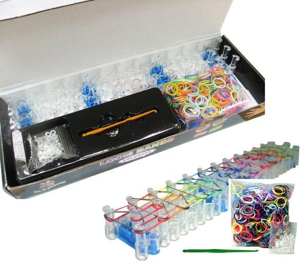 Детский набор для плетения браслетов с eBay