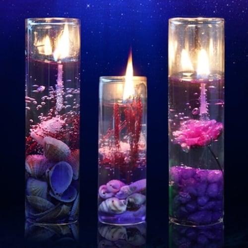 Ароматические свечи для украшения интерьера
