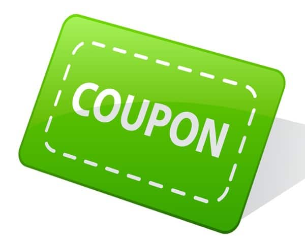 В результате Price Match вы можете получить выгодный купон на скидку
