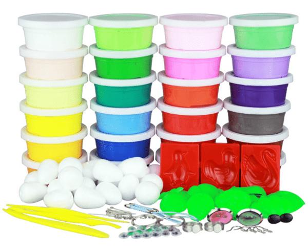 Жидкий пластилин для детского творчества