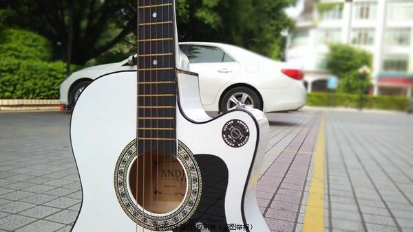 Акустическая гитара с Aliexpress