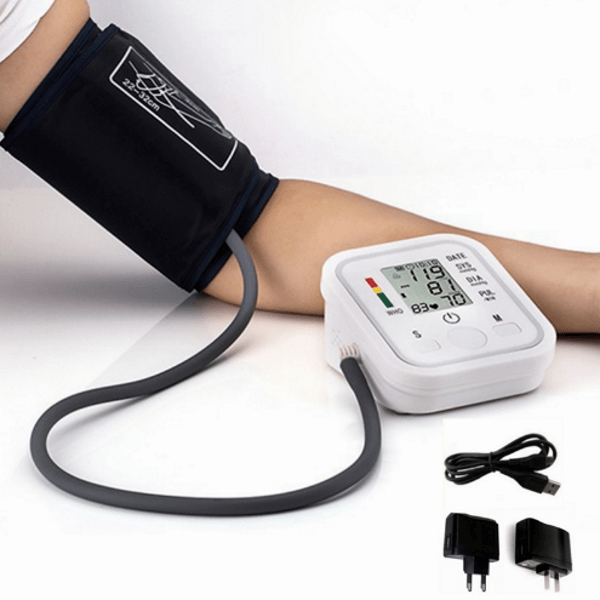 Прибор для измерения кровяного давления со стационарным питанием