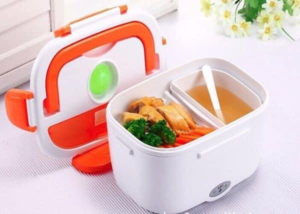 Пластиковый термоконтейнер для еды с Aliexpress
