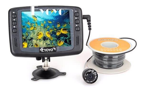 Подводная камера для рыбалки Eyoyo, купленная на eBay