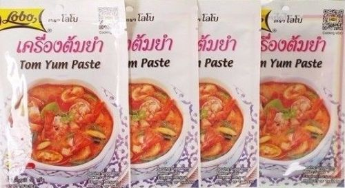 12 порций острого тайского супа Том-Ям