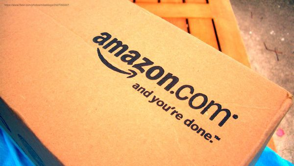 Покупка фототехники на Amazon