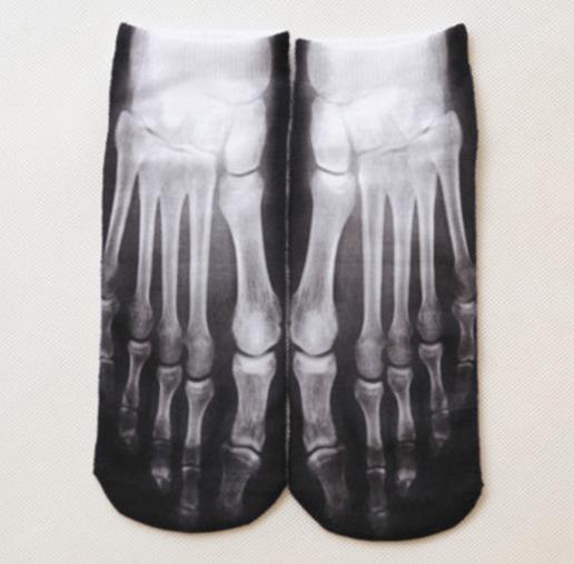Носки с 3D-рисунком