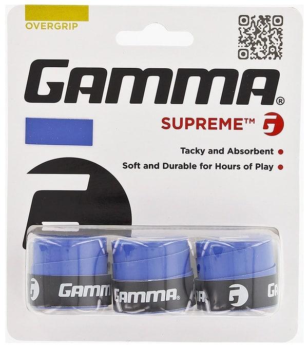 Лента Gamma для обматывания ручки теннисной ракетки