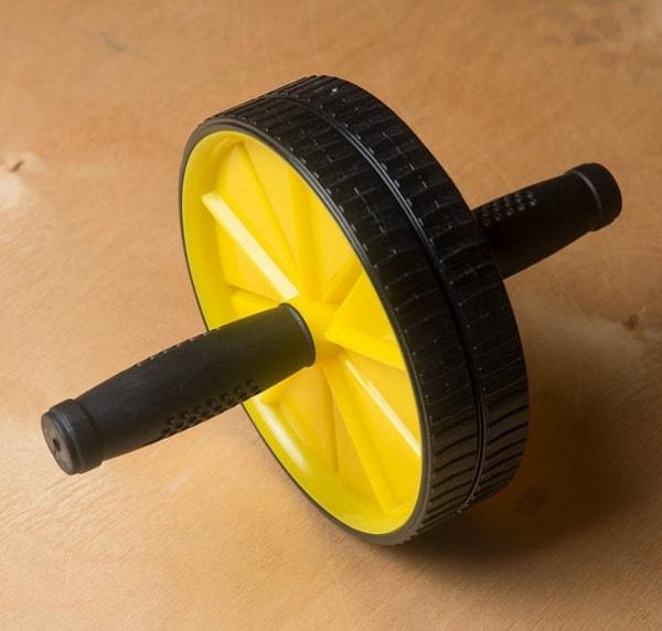 Ролик для фитнеса, купленный на eBay