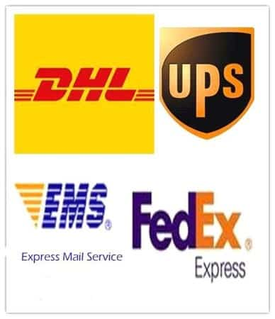 Службы экспресс-доставки из зарубежных интернет-магазинов