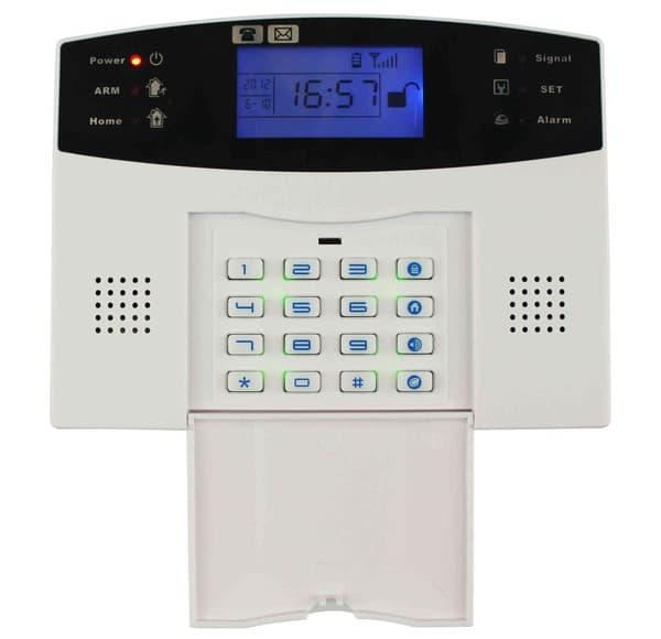 Комплект домашней сигнализации, купленной на eBay