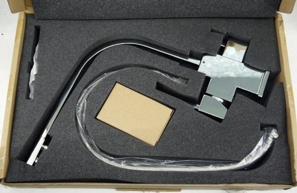 Качественный китайский смеситель, адаптированный для использования с фильтром