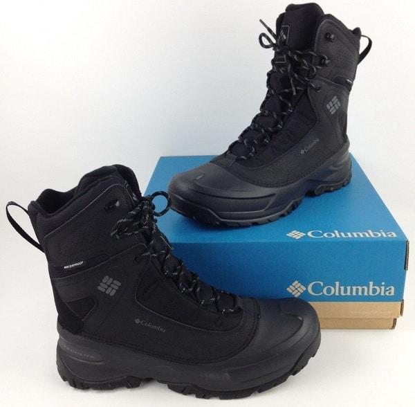 Брутальные зимние ботинки Columbia с eBay