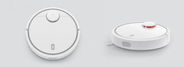 Умный робот-пылесос от Xiaomi с функцией картографирования помещения