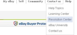 Посылка с ebay не пришла 1