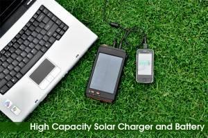 Солнечное зарядное устройство - аккумулятор купить в Chinavasion