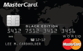 Карта MasterCard World