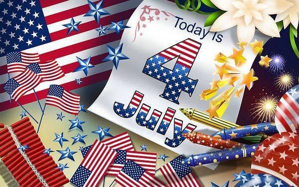 Календарь распродаж на 2015 год - День независимости США