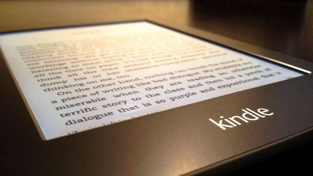 Запрет на Kindle PaperWhite