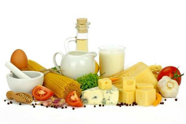 Запрет на скоропортящиеся продукты питания