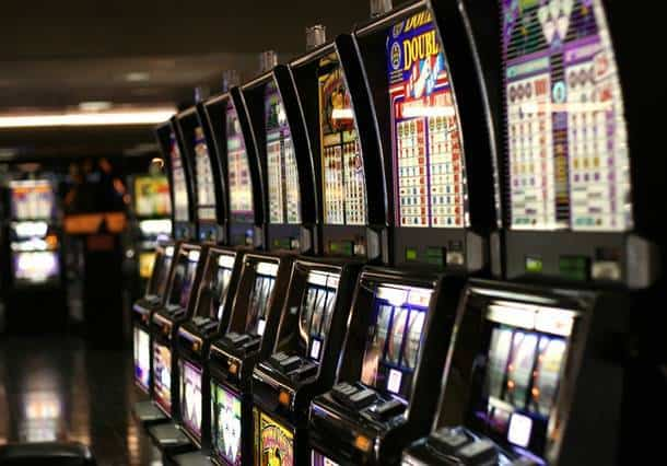 Запрет на игровые автоматы