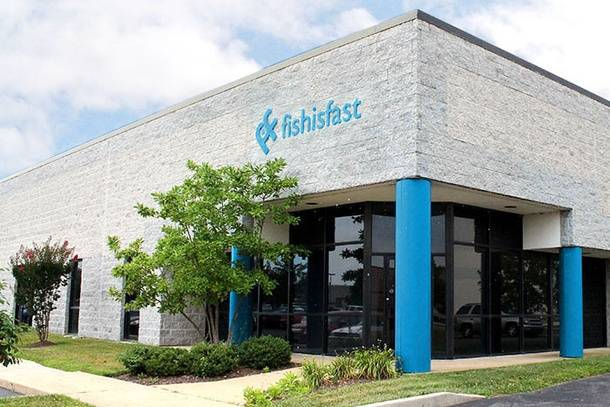 Fishifast - экспресс-доставка из США