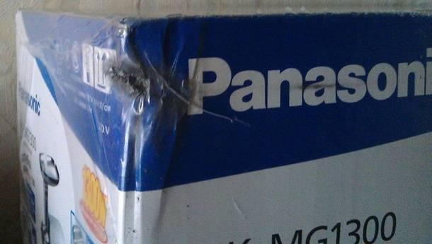 Товар может быть отправлен на восстановление в результате повреждения упаковки