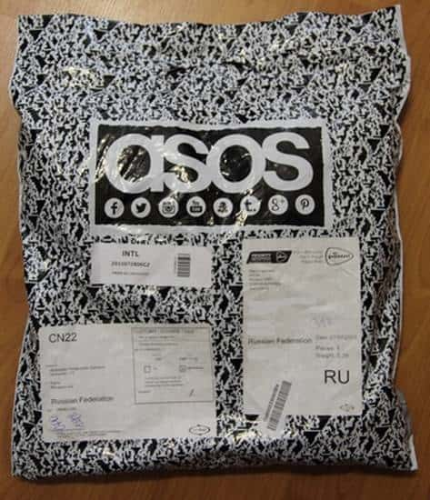 Обзор покупок - шерстяной джемпер и плотная хлопковая футболка с Asos