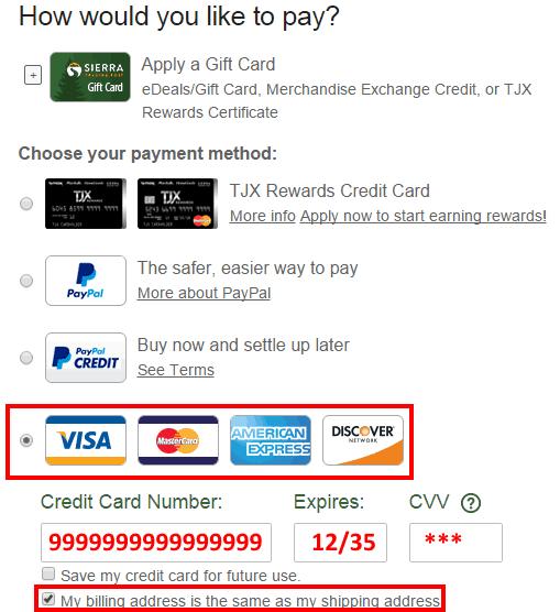 Как покупать на STP - выбор способа оплаты
