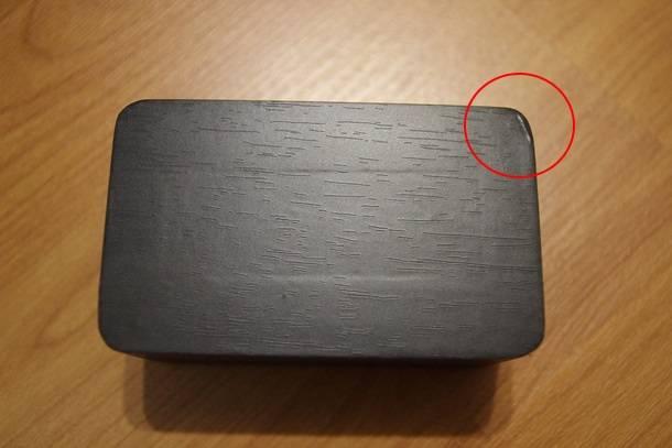 Комнатные электронные часы-будильник с Aliexpress - дефект