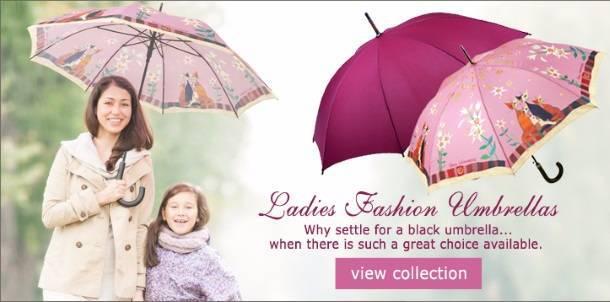 Зонты из британского интернет-магазина Brolliesgalore