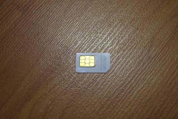 Большая экономия на маленьком SIM-адаптере с Aliexpress - адаптер со вставленной Nano SIM