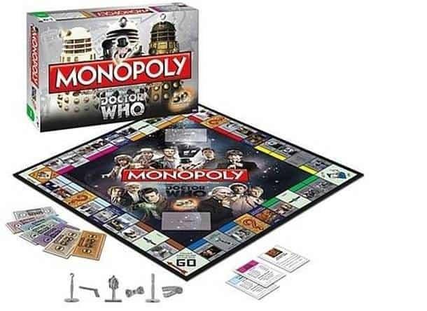 """Необычная классическая настольная игра """"Монополия"""""""