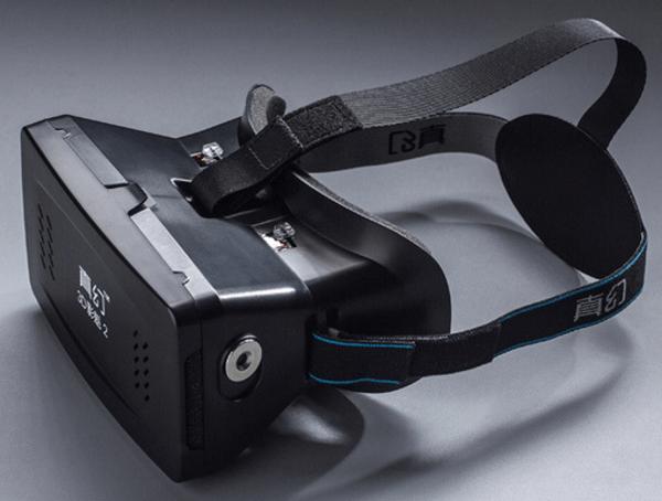 Доступный вариант очков виртуальной реальности с Aliexpress