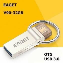 OTG-флешка с высокой скоростью чтения и записи, купленная на BangGood