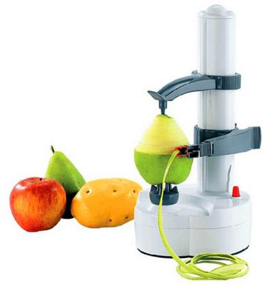 Устройство для снятия кожуры с овощей и фруктов