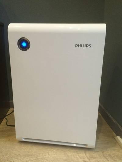 Очиститель и увлажнитель воздуха Philips