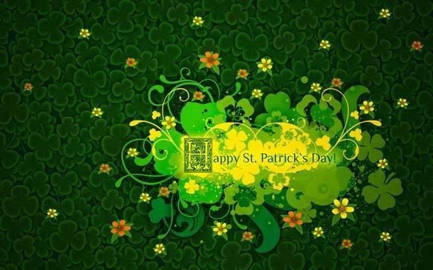 Календарь распродаж на 2016 год - 17 марта - День святого Патрика