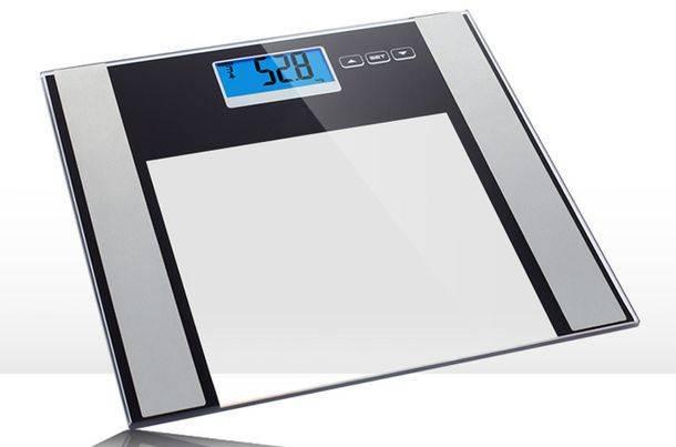 Интеллектуальные весы с GearBest