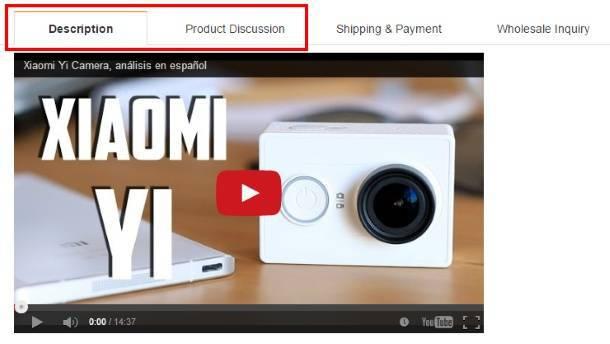 Как покупать на GearBest.com - подробное описание товара и обсуждения